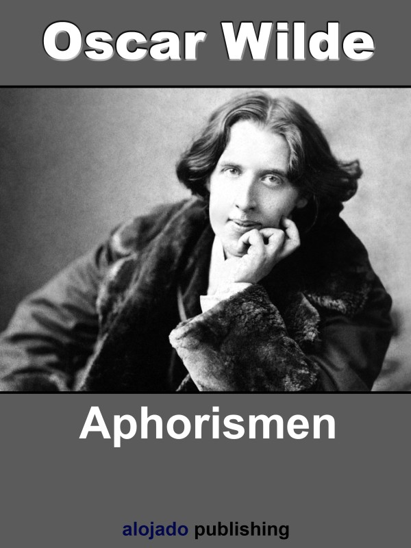 Oscar Wilde Aphorismen