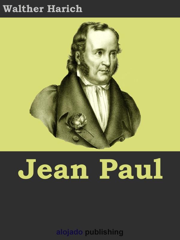 Walther Harich Jean Paul
